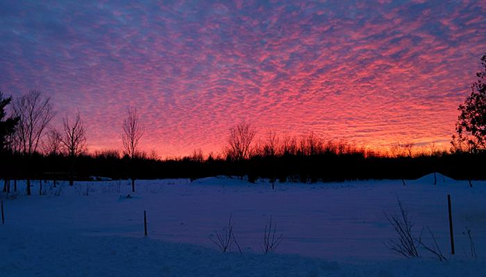 Stanton_Township_sunset